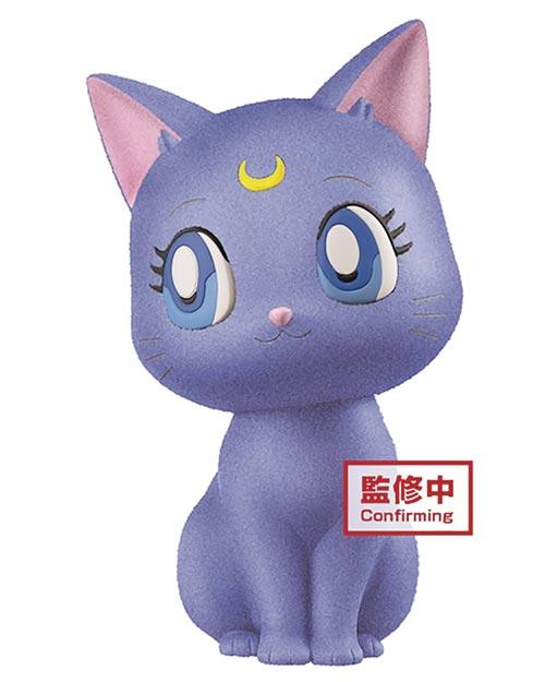 Sailor Moon Eternal Fluffy Puffy Luna Figure