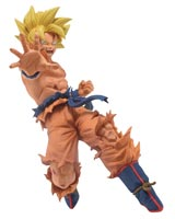 Dragon Ball Super by Toyotaro Son Goku Father-Son Figure
