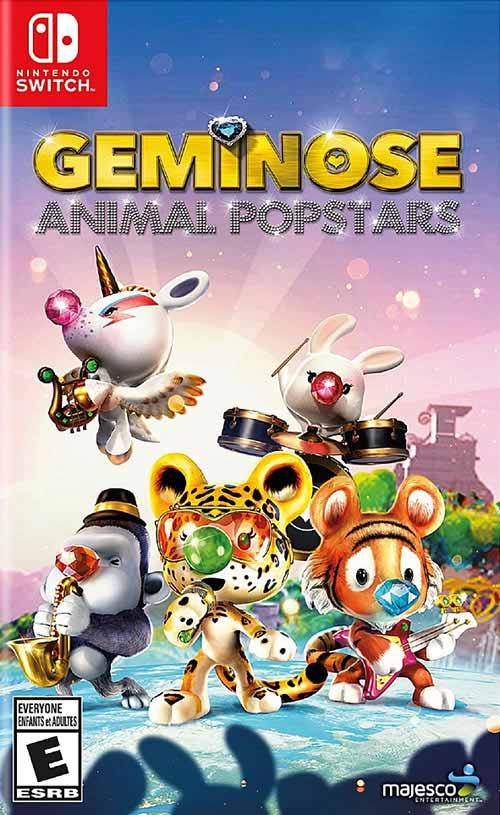 Geminose: Animal Popstars