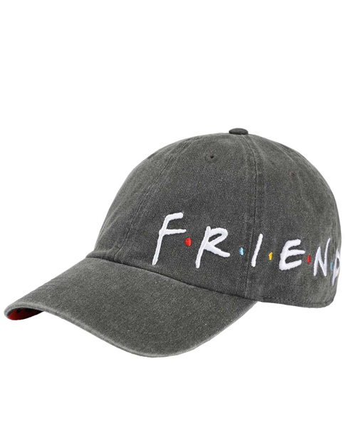 Friends Logo Embroidered Dad Hat