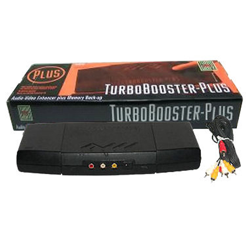 Turbo Grafx 16 Turbo Booster Plus