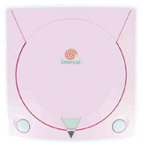 Sega Dreamcast D-Direct Pink Limited Edition