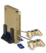 Sony Playstation 2 Mobile Suit Gundam Z 100 Gold Pack