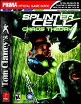 Splinter Cell: Chaos Theory Official Strategy Guide