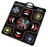 Universal (PS2, Xbox) Beat Pad Dance Pad by MadCatz