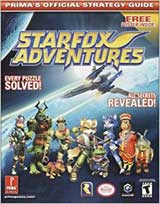 Star Fox Adventures Official Strategy Guide (Prima)