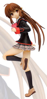 Little Busters! Rin Natsume 1/8th Scale Statue