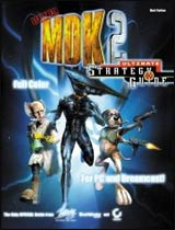 MDK 2 Official Strategy Guide Book