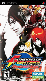 King of Fighters Collection The Orochi Saga