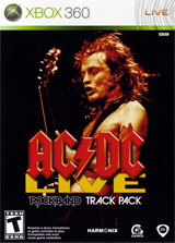 Rock Band AC/DC Live Track Pack
