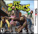 Pet Zombies in 3D