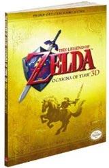Legend of Zelda Ocarina of Time 3D Game Guide