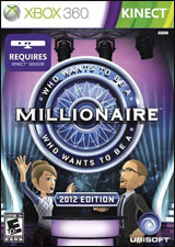 Who Wants to Be a Millionaire 2012 Edition