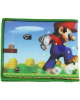 Nintendo Mario Big Stomp Level Bi-Fold Wallet