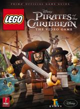 LEGO Disney Pirates of The Caribbean Official Strategy Guide
