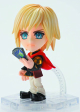 Final Fantasy Trading Arts Kai Ace Mini Figure