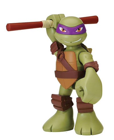 Teenage Mutant Ninja Turtles Half Shell Heroes 6