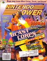 Nintendo Power Volume 95 Blast Corps