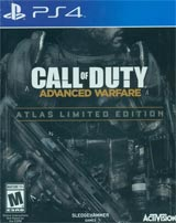 Call of Duty: Advanced Warfare Atlas Limited Edition