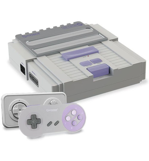 RetroN 2 Gaming System Gray