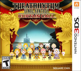 Theatrhythm Final Fantasy: Curtain Call Limited Edition
