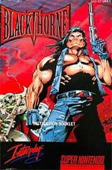 Blackthorne (Instruction Manual)