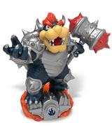 amiibo Dark Hammer Slam Bowser Skylanders SuperChargers