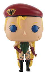 Pop Games Street Fighter Cammy Vinyl Figure