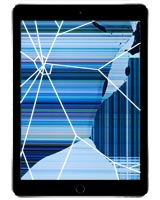 iPad Air Repairs: Glass & LCD Assembly Replacement Service Black
