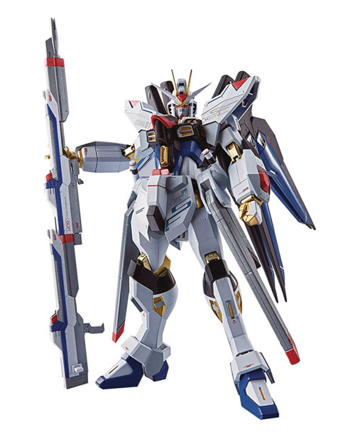 Gundam Destiny Seed: Strike Freedom Metal Robot Spirits Model Kit