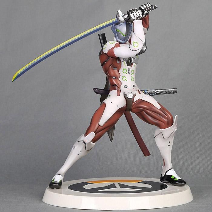Overwatch: Genji 12 Inch Statue