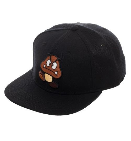 Super Mario Goomba Snapback