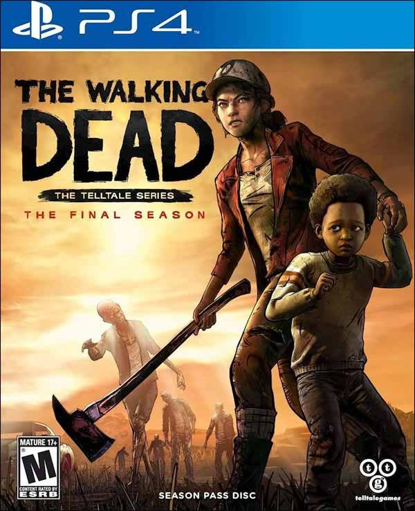 Walking Dead Final Season, The