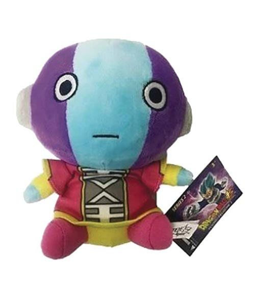 Dragon Ball Super Zeno 6 Inch Plush Series 2