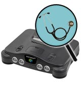 Nintendo 64 Repairs: Free Diagnostic Service