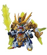 Sangoku Soketsuden 10: Ma Chao Gundam Barbatos SD Model Kit