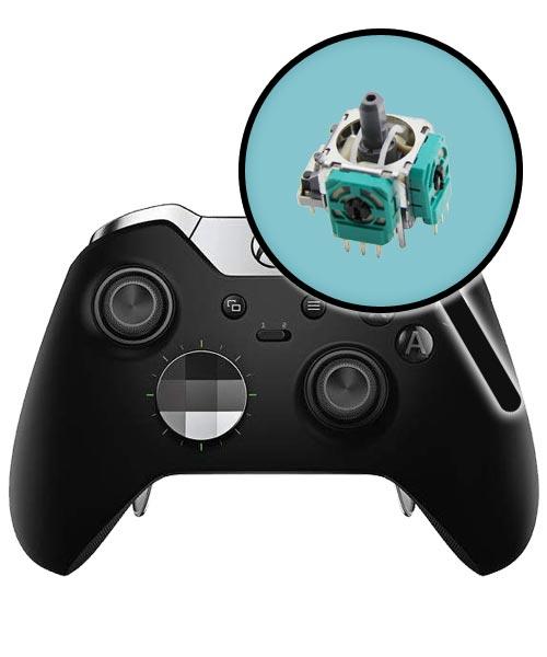 Xbox One Repairs: Elite Controller Single Analog Joystick Replacement