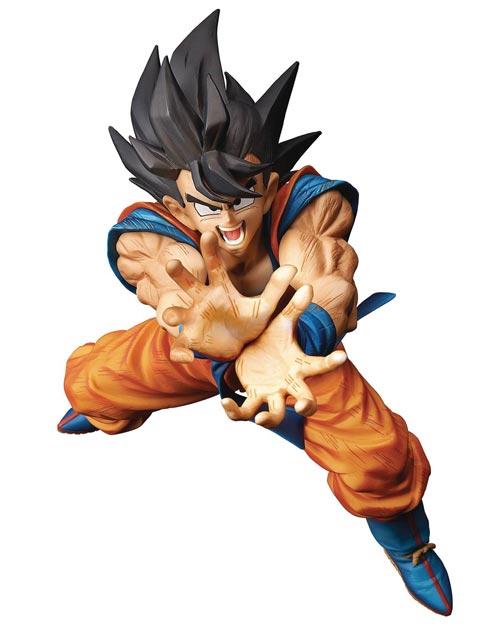 Dragon Ball Z Son Goku Kamehameha Figure