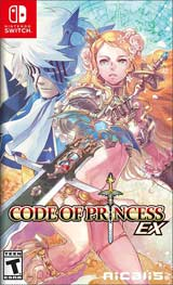 Code of Princess EX Launch Edition