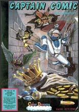Captain Comic The Adventure