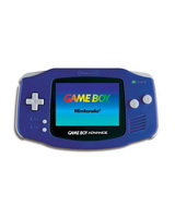 Nintendo Game Boy Advance Indigo