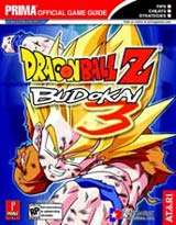 Dragon Ball Z: Budokai 3 Official Strategy Guide
