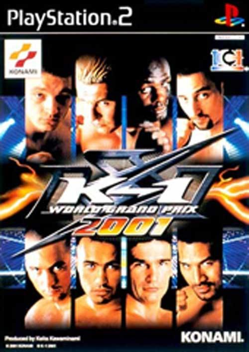 K-1 World Grand Prix 2001