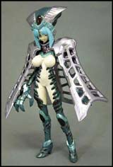 Mercy Rabbit Race Of The Cocoon Daria Mei Guijik Deluxe Figure