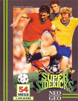 Super Sidekicks Neo Geo AES