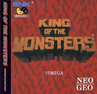 King Of The Monsters  (CD)