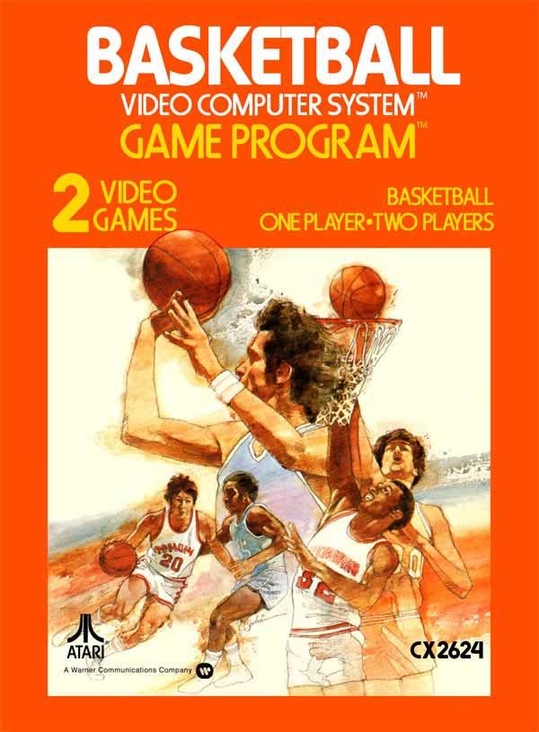 Basketball by Atari