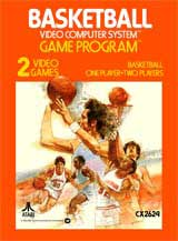 Basketball by Atari