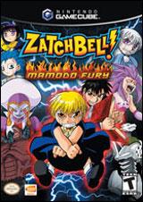 Zatchbell Mamodo Fury