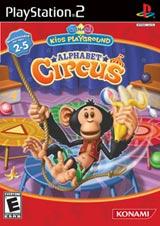 Konami Kids Playground: Alphabet Circus